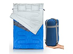 Abco Double Sleeping Bag (Queen Size)