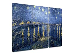 VanGogh Starry Night over Rhone(2 Sizes)