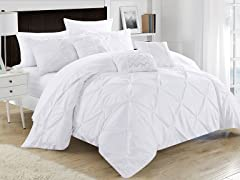 Chic Home Hannah Comforter Set
