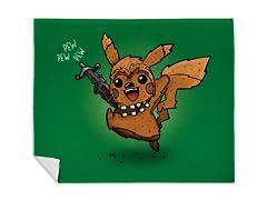 """Pikachewie"" Blanket"