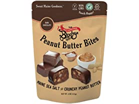 Dark Chocolate Peanut Butter Bites, 6pk