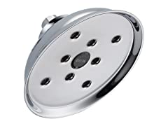 Round H20kinetic Shower Head, Chrome