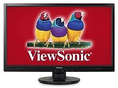 """24"""" Full-HD 1080p LED Monitor"""