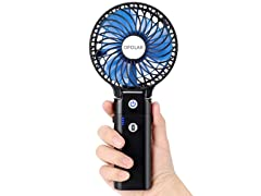 OPOLAR Handheld Powered Fan with 5200 mAh Powerbank