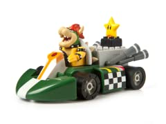 Bowser's Motorized Sprinter Kart Set