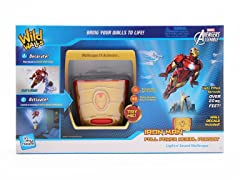 Iron Man Aerial Pursuit Wild Walls