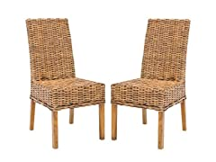 Sanibel Side Chairs (3 Colors)