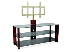 Bush Segments Swivel TV Stand