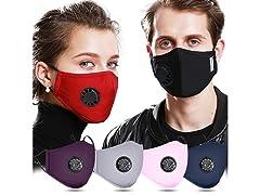 Adjustable Reusable Face Masks (3-Pack)
