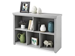 5-Section Storage Organizer-Distressed