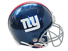 Victor Cruz Signed Authentic New York
