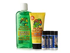 Aloe Gator Sun Care Sun Screen Bundle