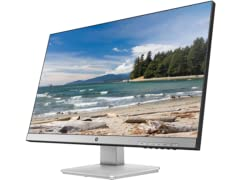 "HP 27Q 27"" Quad-HD LED-Backlit Monitor"