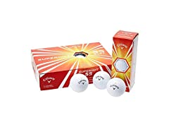 Callaway Superhot 55 Soft Golf Balls
