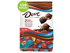 DOVE PROMISES Mix Chocolate Candy, 150ct