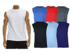 Men's 5-Pack Assorted Muscle Tee