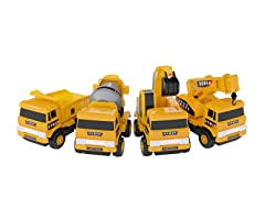 MOTA Mini 4-Piece Construction Set