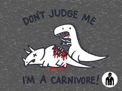Don't Judge Me LW Zip Hoodie