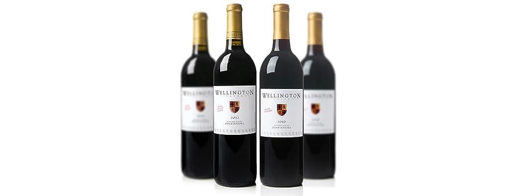 Wellington Vineyards Mixed Zinfandel (4)