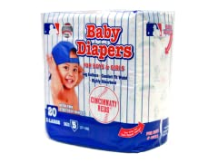 Cincinnati Reds Disposable Diapers