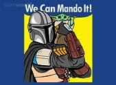 We can Mando It!