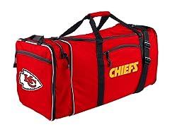 Kansas City Chiefs Steal Duffel