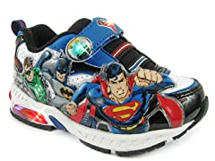Justice League Light-Up Sneaker (7-8)