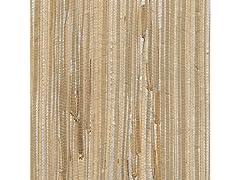 Tereza Silver Foil Grasscloth Wallpaper