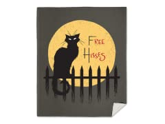"""Free Hisses"" Blanket"