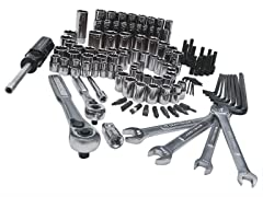 "117-Piece 1/4"" & 3/8"" Mechanic's Tool Set"