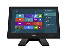 "23"" 1080p Multi-Touch IPS LED Monitor"