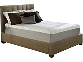 "Luxury Gel 12"" Gel Memory Foam Mattress"