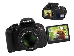 Canon EOS Rebel T5i DSLR Cameras