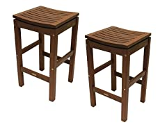 Outdoor Interiors Pub Stools