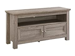 "44"" TV Stand Storage Console"