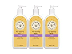 Burt's Bees Baby Lotion 12 Ounce 3 Pack