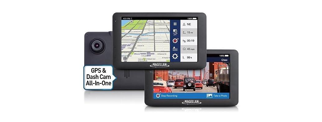Magellan RoadMate 6630T-LM GPS Dashcam