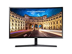 "Samsung 27"" Curved LED Monitor - CF398"