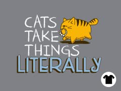 Cats Take Things
