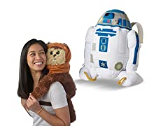 Star Wars Backpack Buddies 2-Choices