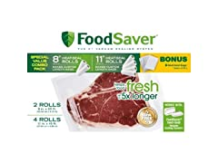 FoodSaver Special Combo Value Pack