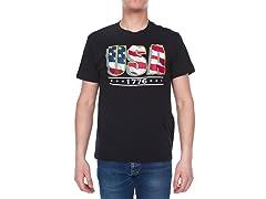 Men's Cotton USA Short Sleeve Tee