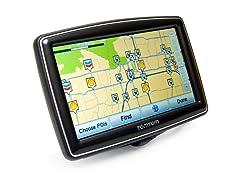 "TomTom XXL 550T 5"" Touchscreen GPS"