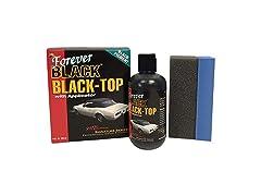 Black Convertible Top Dye