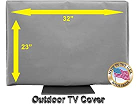 "The Original TV Cover Store 32"" Outdoor Cover"