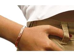 Yeidid Women's Herringbone Bracelet