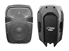 "800W 12"" 2-Way Plastic Molded Speaker System"
