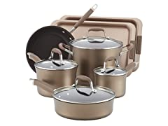 Anolon Advanced Bronze NS 11-Pc. Set
