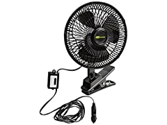 Hopkins Go Gear 12 Volt Oscillating Fan