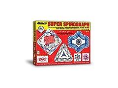 Spirograph Super Spirograph Jumbo Set